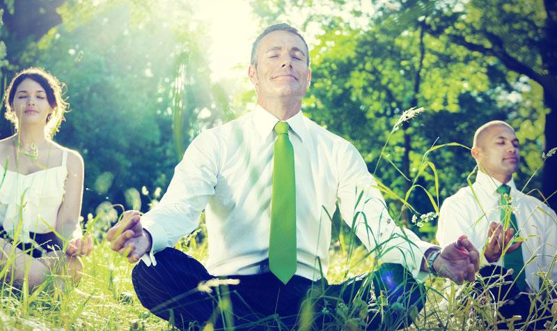 Momento di mindfulness