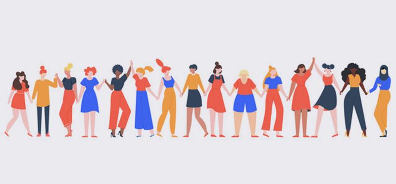 Women on journey