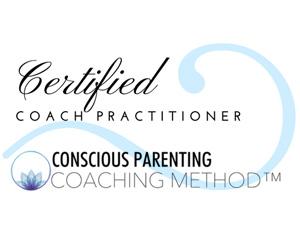 Certifified coach practitioner Conscius Parenting Coaching Method